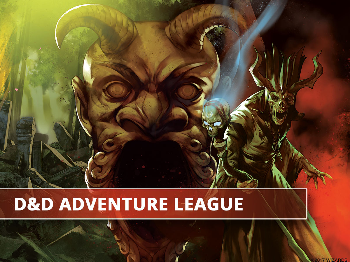 Dungeons and Dragons Adventure League