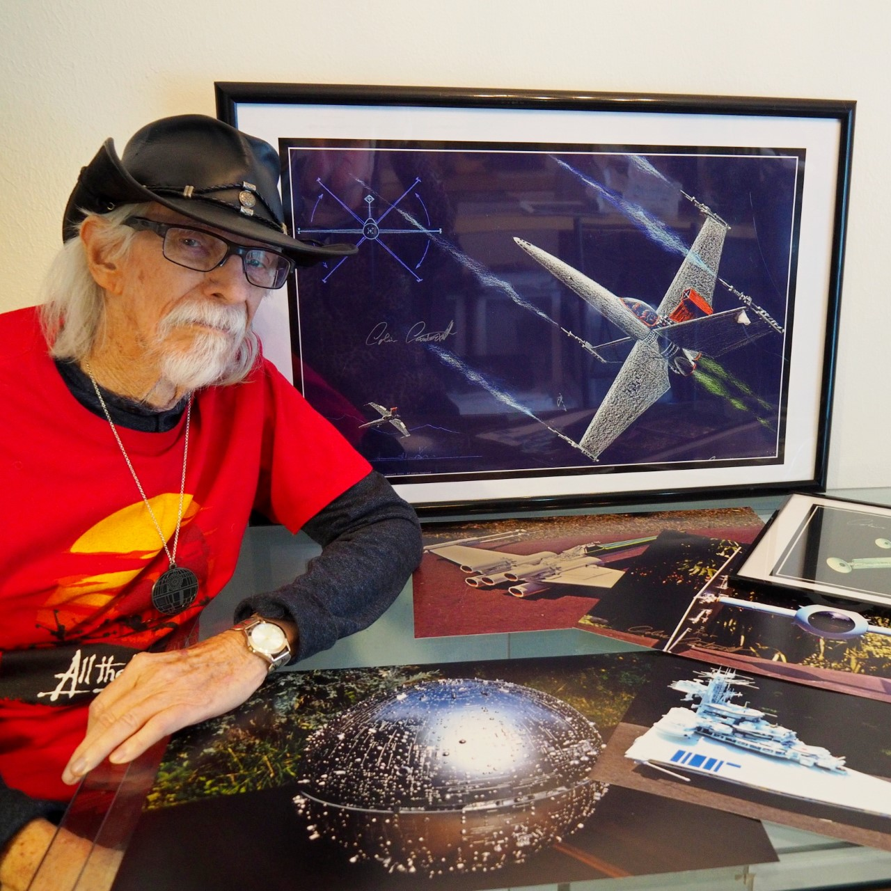 Colin Cantwell: a maker visionary - Special Guest Signing