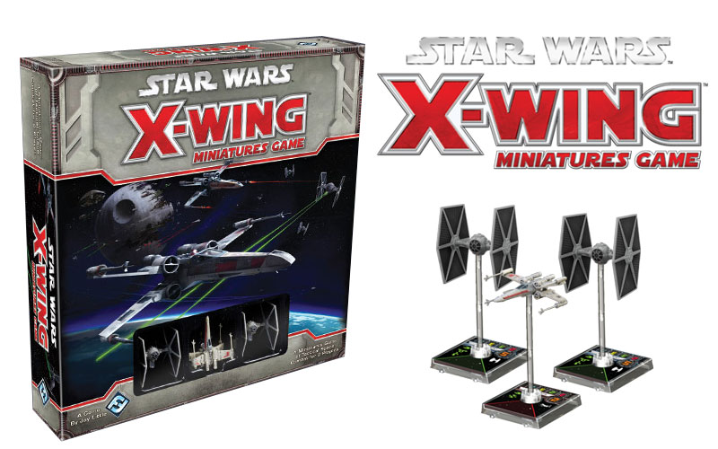 X-Wing Demo Day!